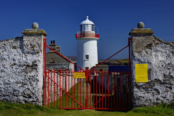Lighthouse Broadhaven