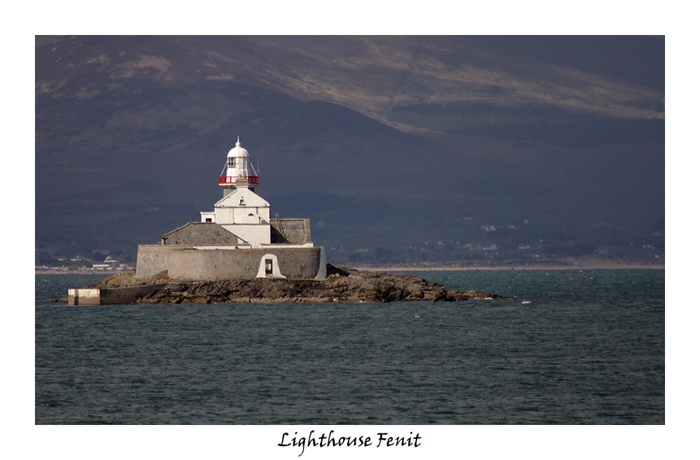 Lighthouse Fenit