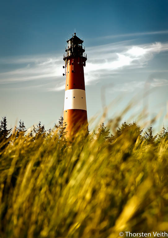Lighthouse Hörnum Sylt