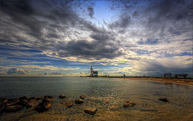 Lighthouse Marken