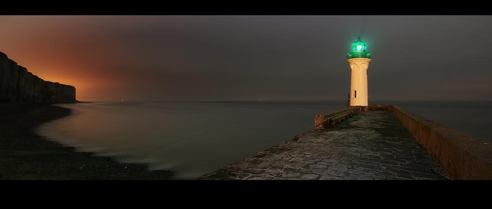 lighthouse of Saint-Valery-en-Caux