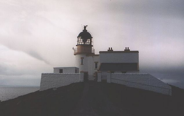 Lighthouse of Stoer