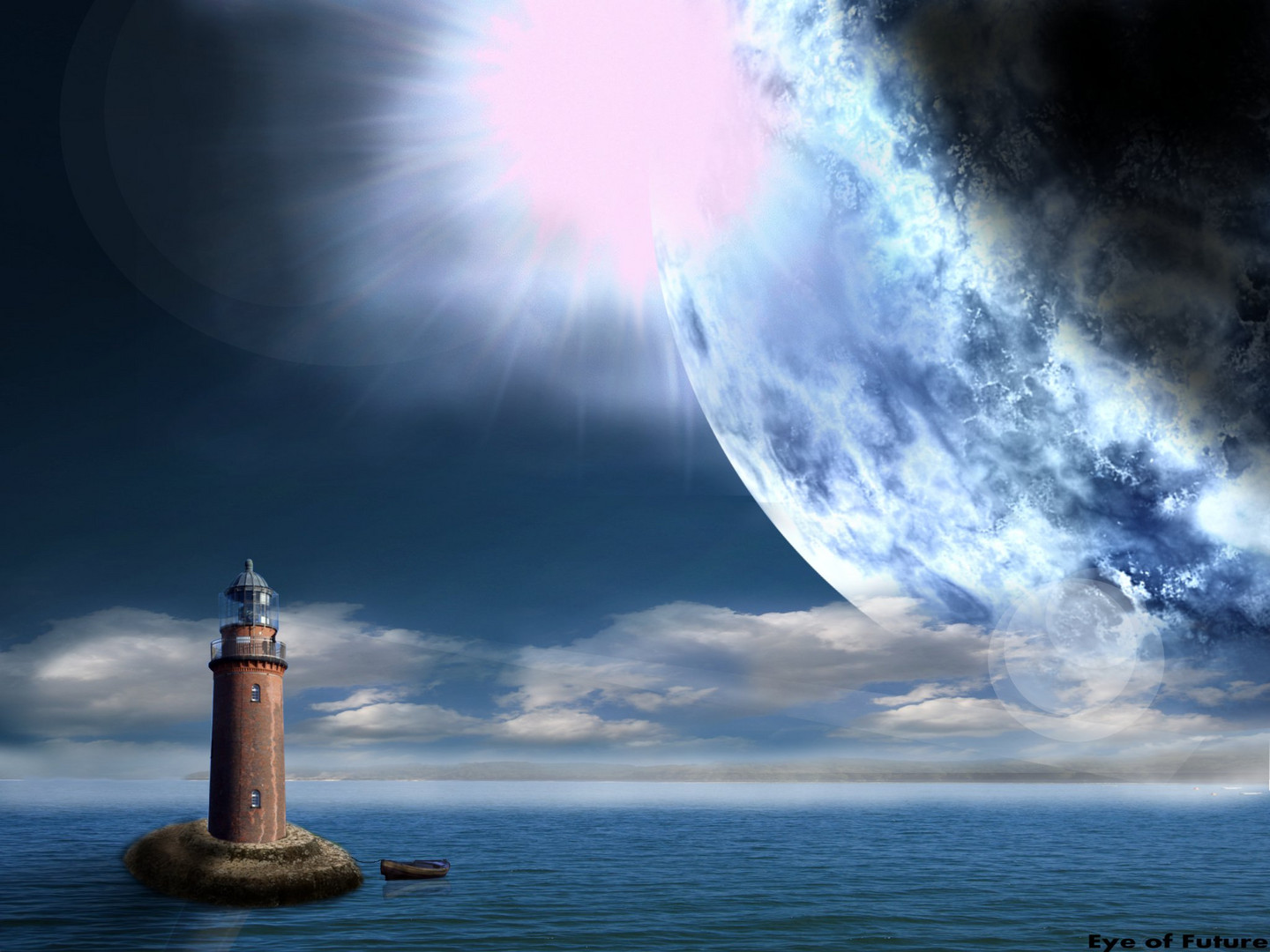 Lighthouse Planet