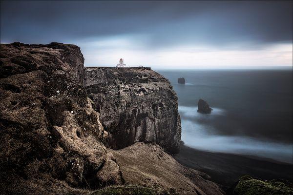 lighthouse vik