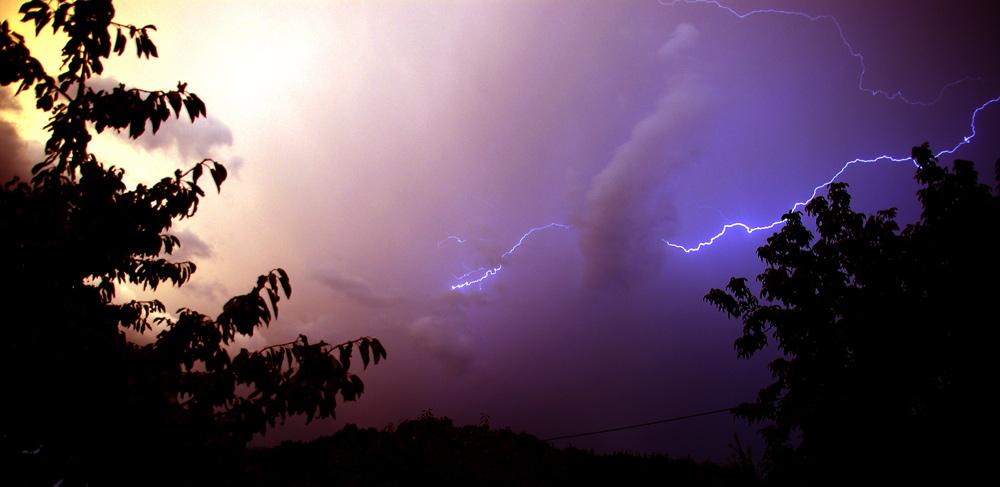 Lightning - 2. Versuch