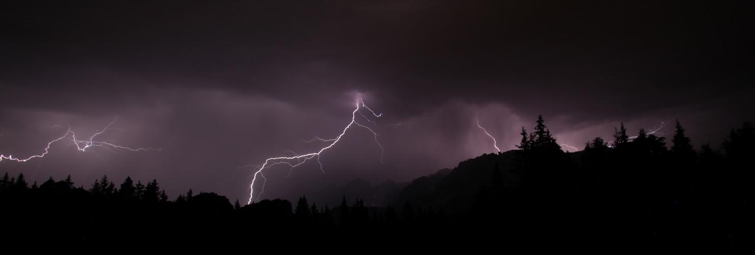 Lightnings @ Dachstein
