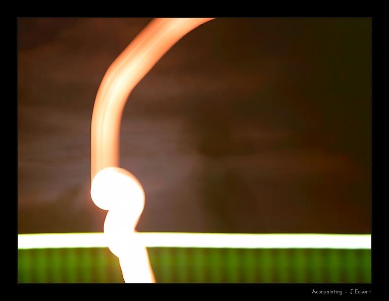 LightPainting #1: Moon