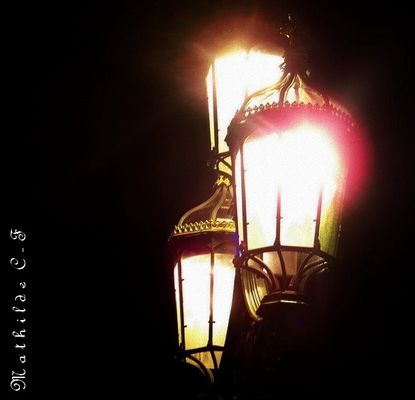 Lights of westminster