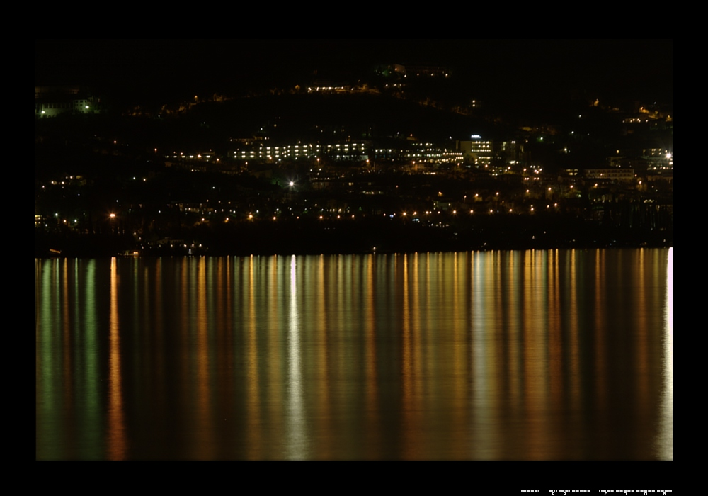 Lights on the Water