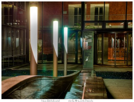 >> lights2water <<