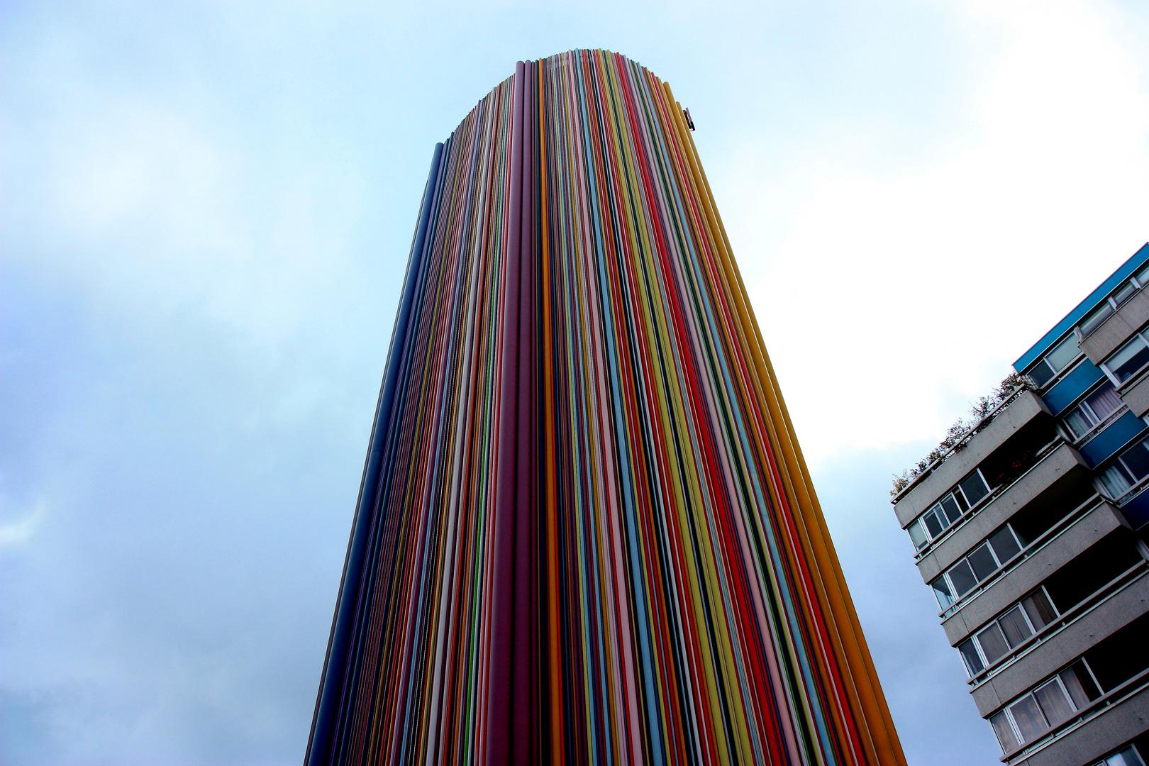 Lignes de couleurs