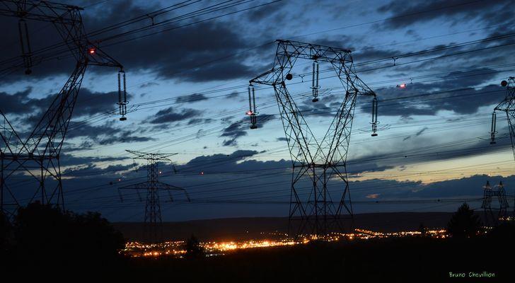 Lignes électriques
