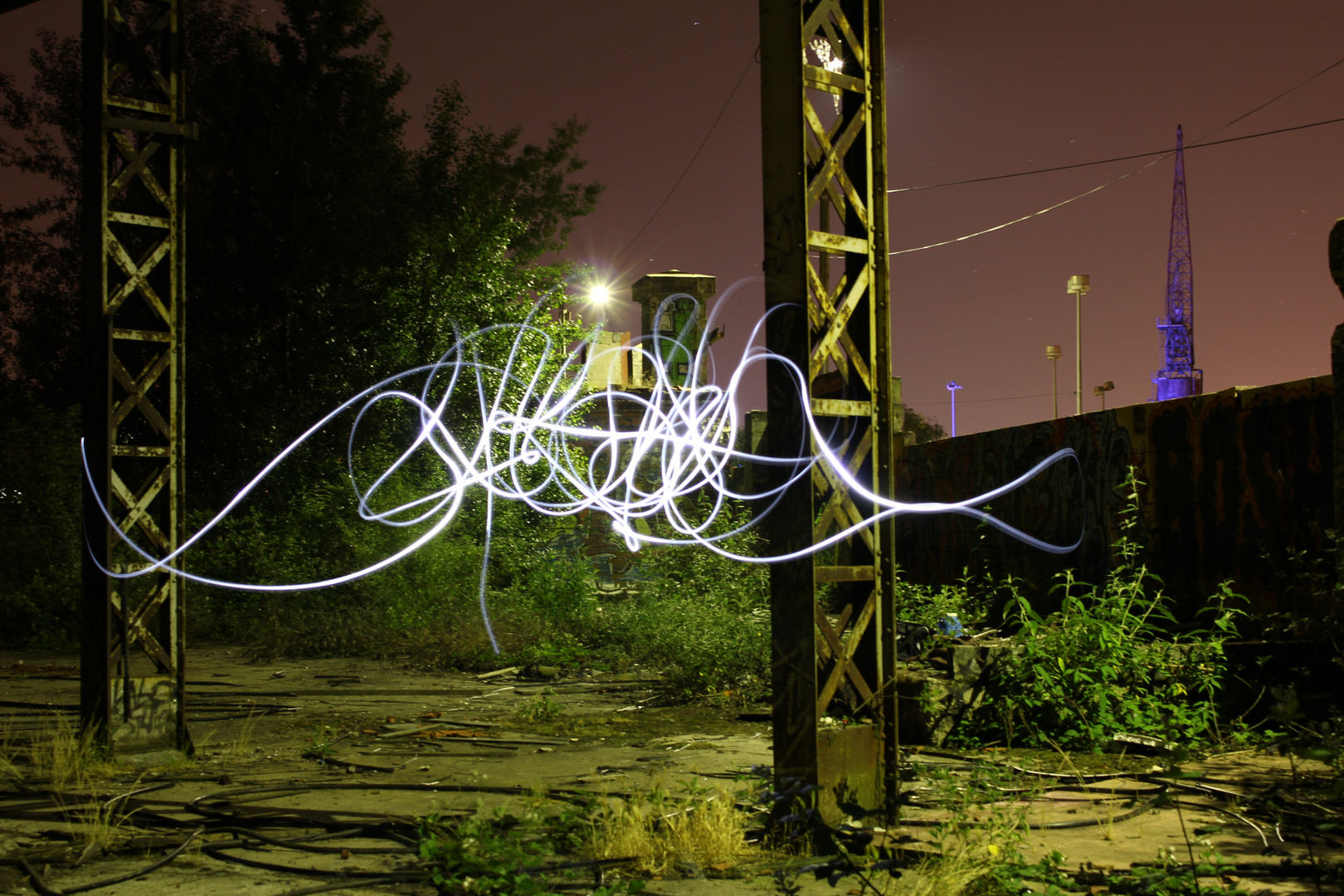 ligth painting