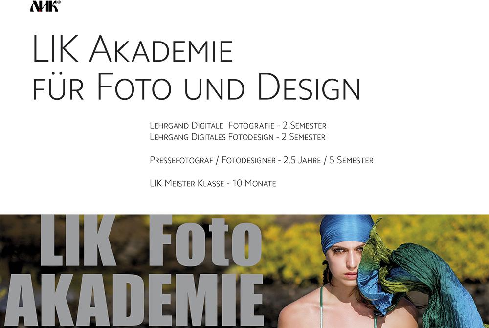 LIK Fotoakademie Wien / Linz