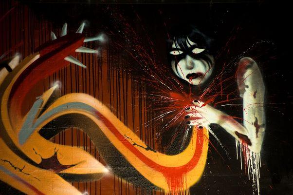 like a Sprayer...