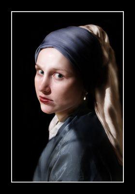 like a Vermeer)