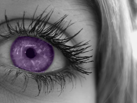 Lila Auge