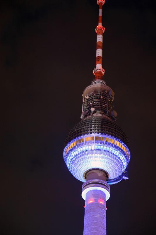 lila tower