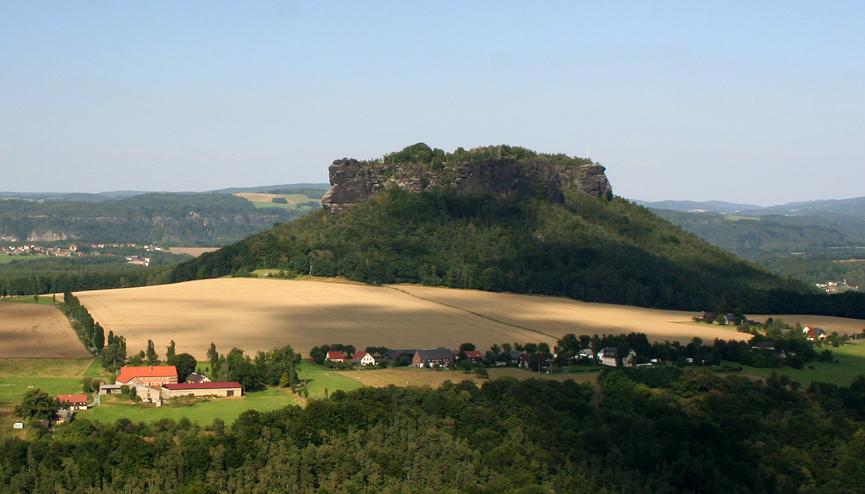 Lilienstein [Sächsische Schweiz]