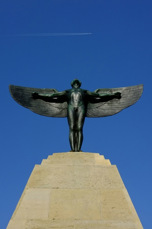 Lilienthal Denkmal
