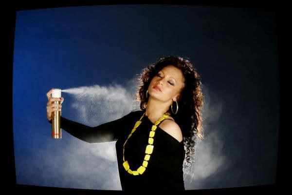 Lilly #2 - Hairspray