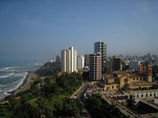 Lima Bay & Skyline