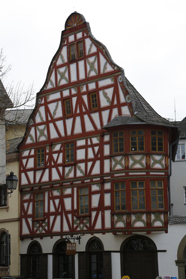 Limburg Altstadt - Fachwerkhaus