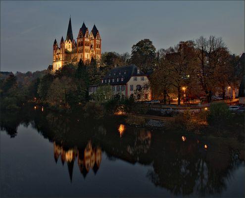 Limburg am Abend ...