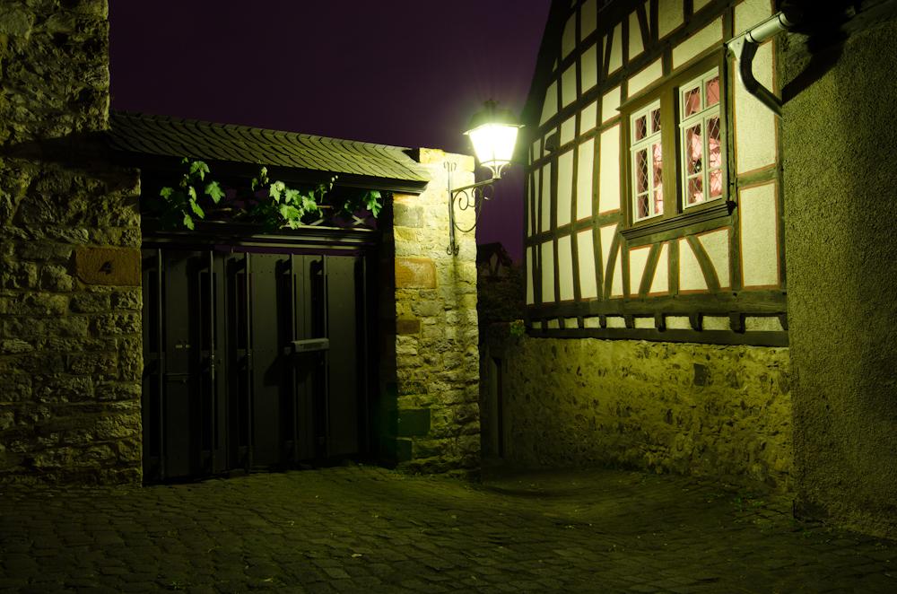 Limburger Altstadt bei Nacht (2)