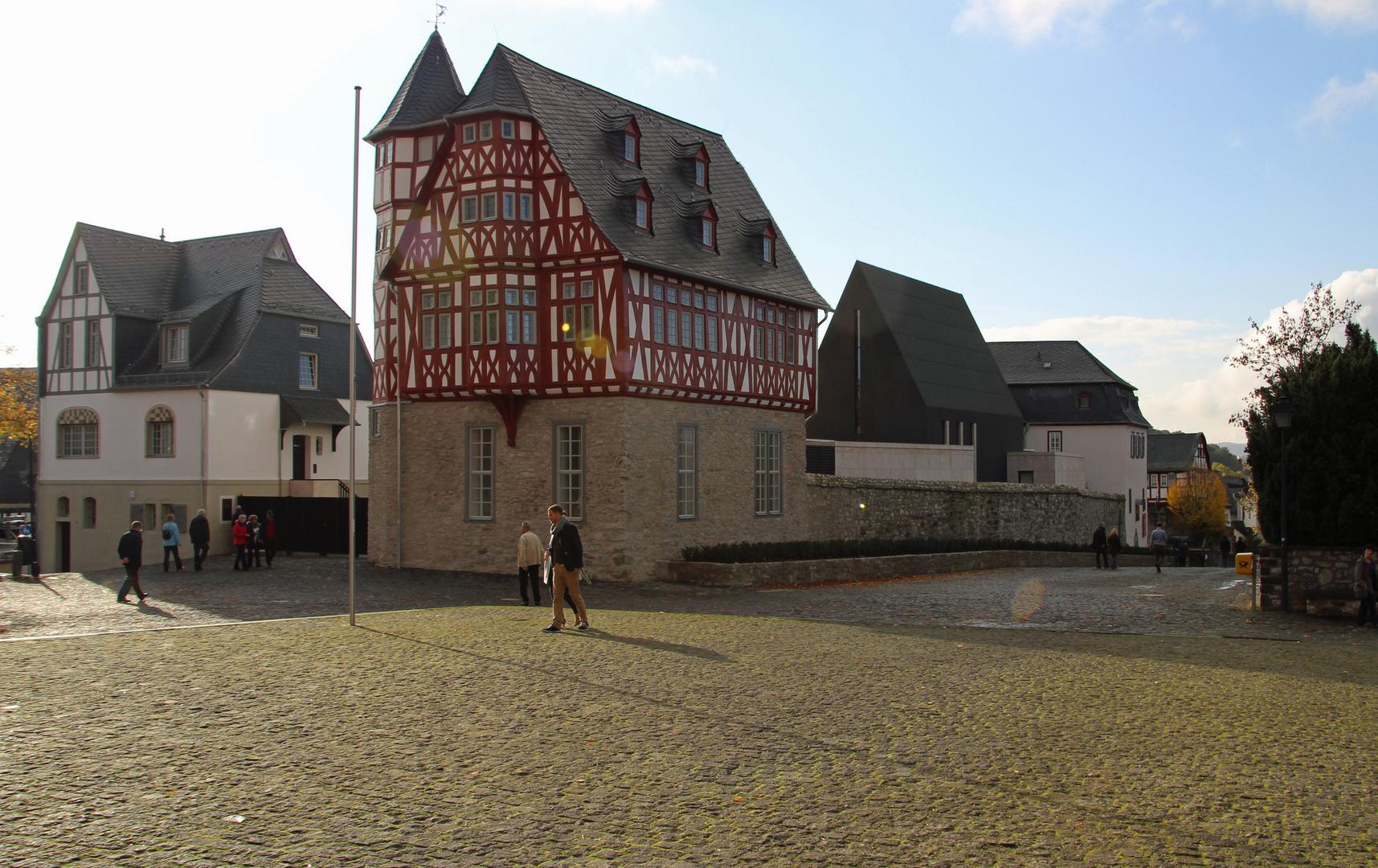 Limburger Bischofsresidenz