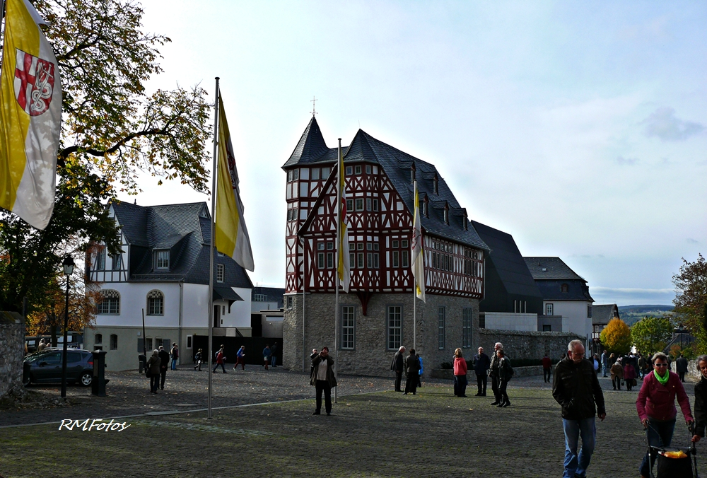 Limburger Bischofssitz