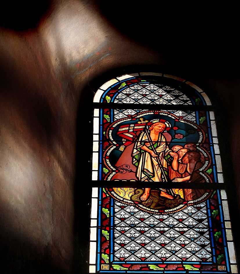 Limburger Dom - Fenster