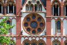 Limburger Dom (Fensterrose im Westwerk)
