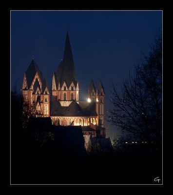 Limburger Dom im Februar