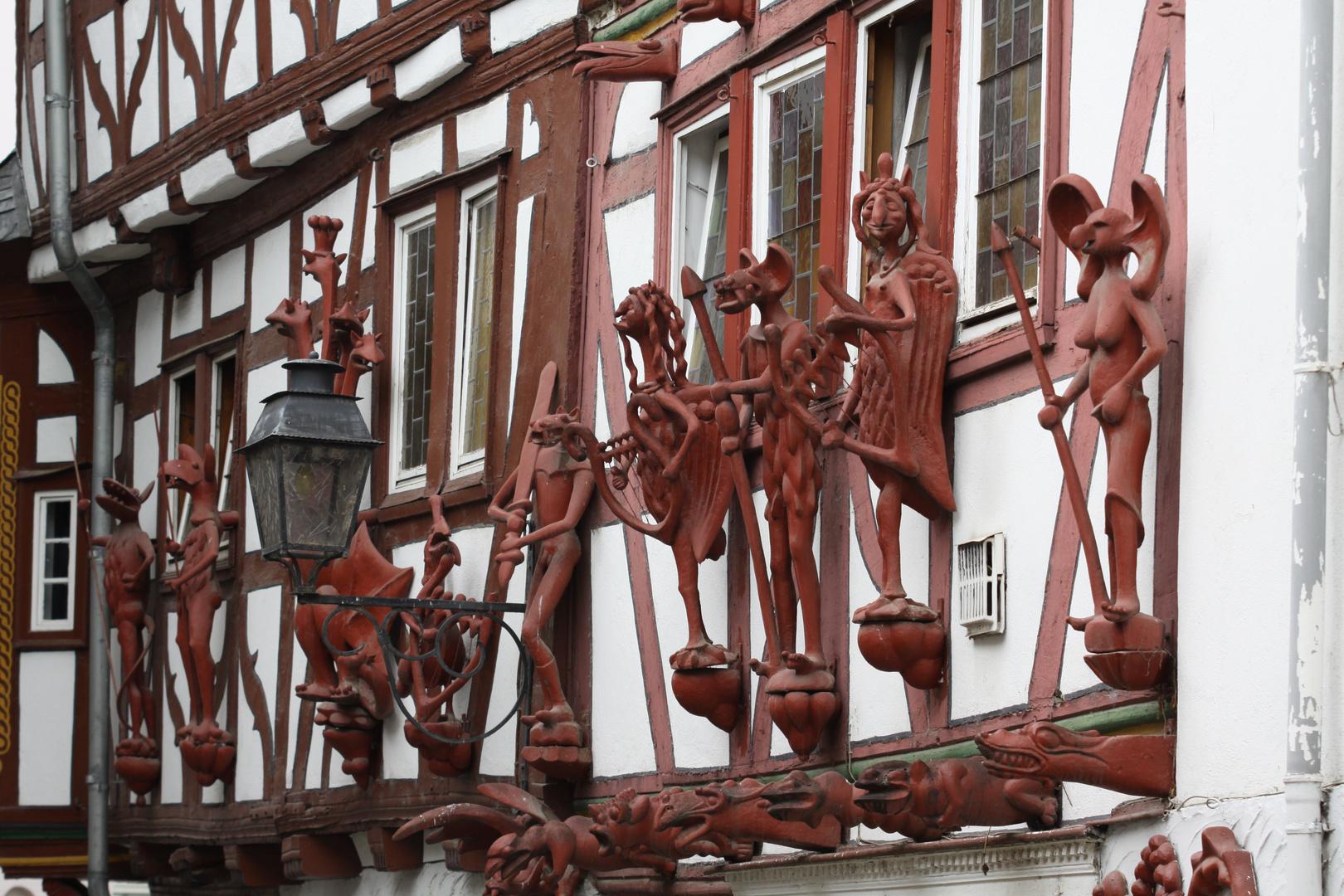 Limburg´s Altstadt / Die Sirenen des Odysseus