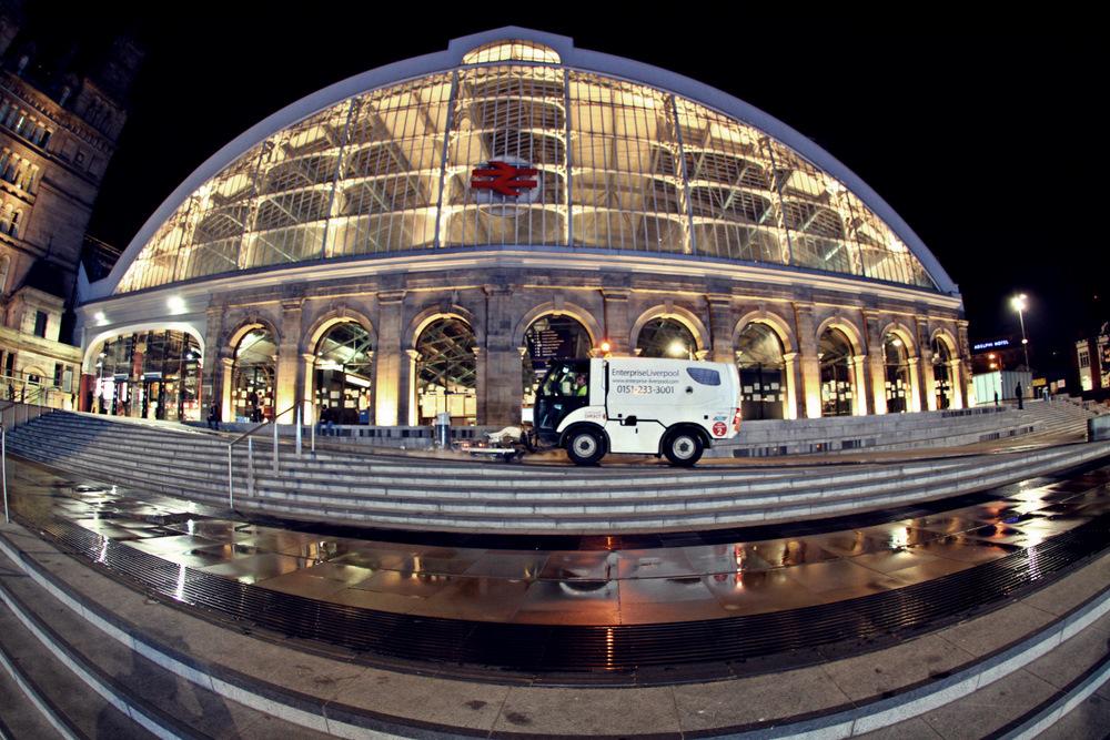 Limestreet Station / Liverpool