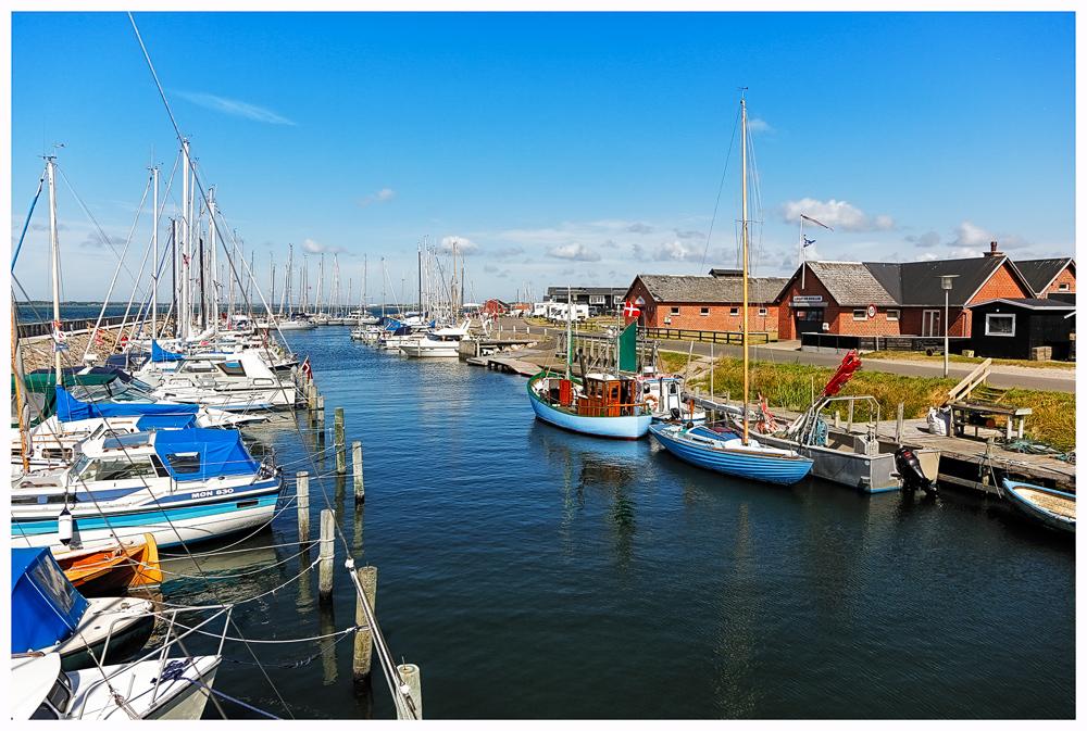 Limfjord - Hafen Lögstör