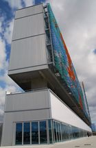 l'immeuble rubik's cube