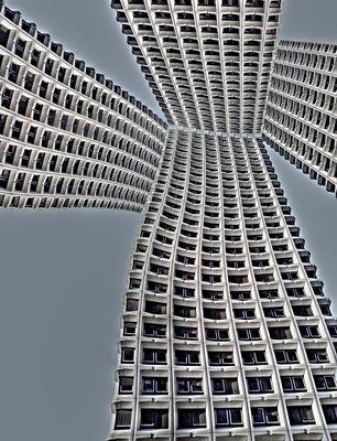 L'immeuble spirale