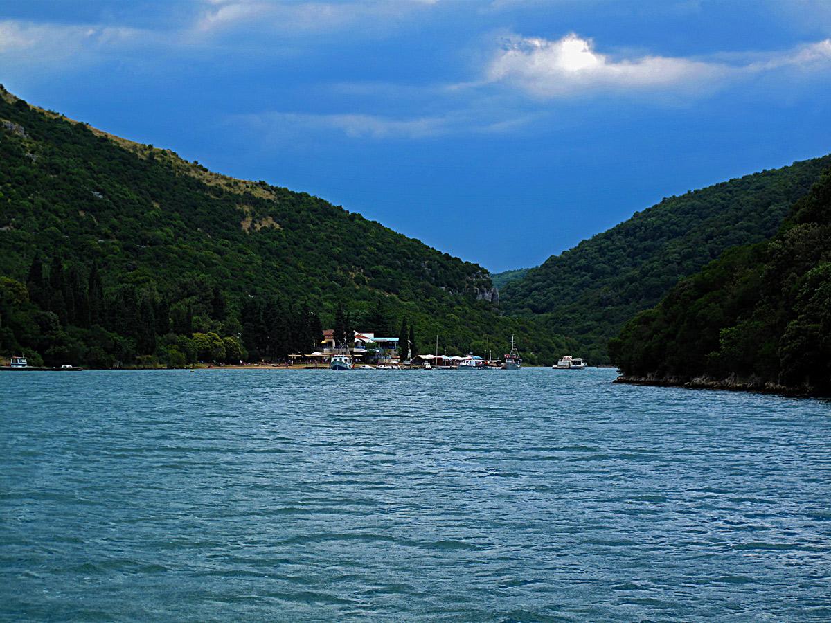 Limski Kanal Urlaub Kroatien 2010