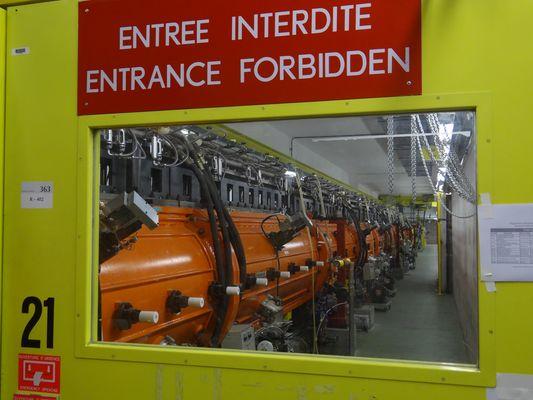 LINAC2 am CERN