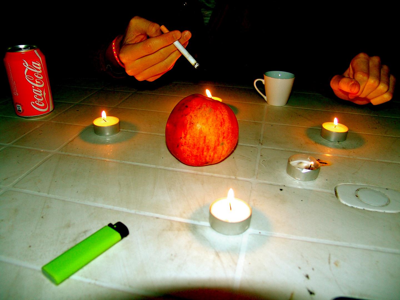 L'Incantation de la pomme...