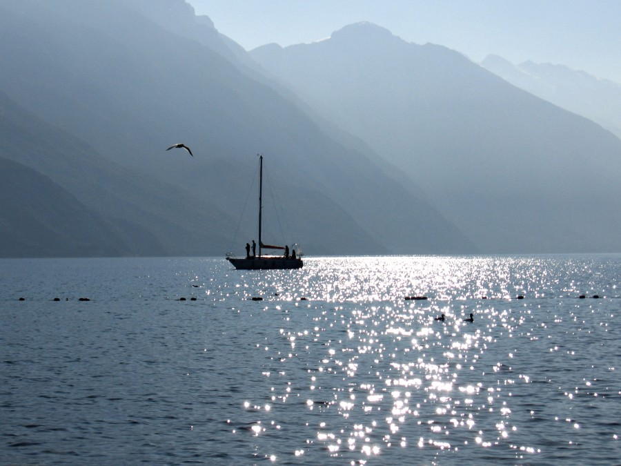 ........ l'incantevole Lago di Garda..........