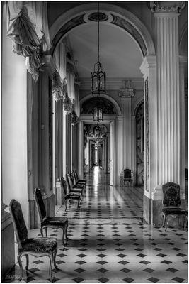 L'inconnue du palais