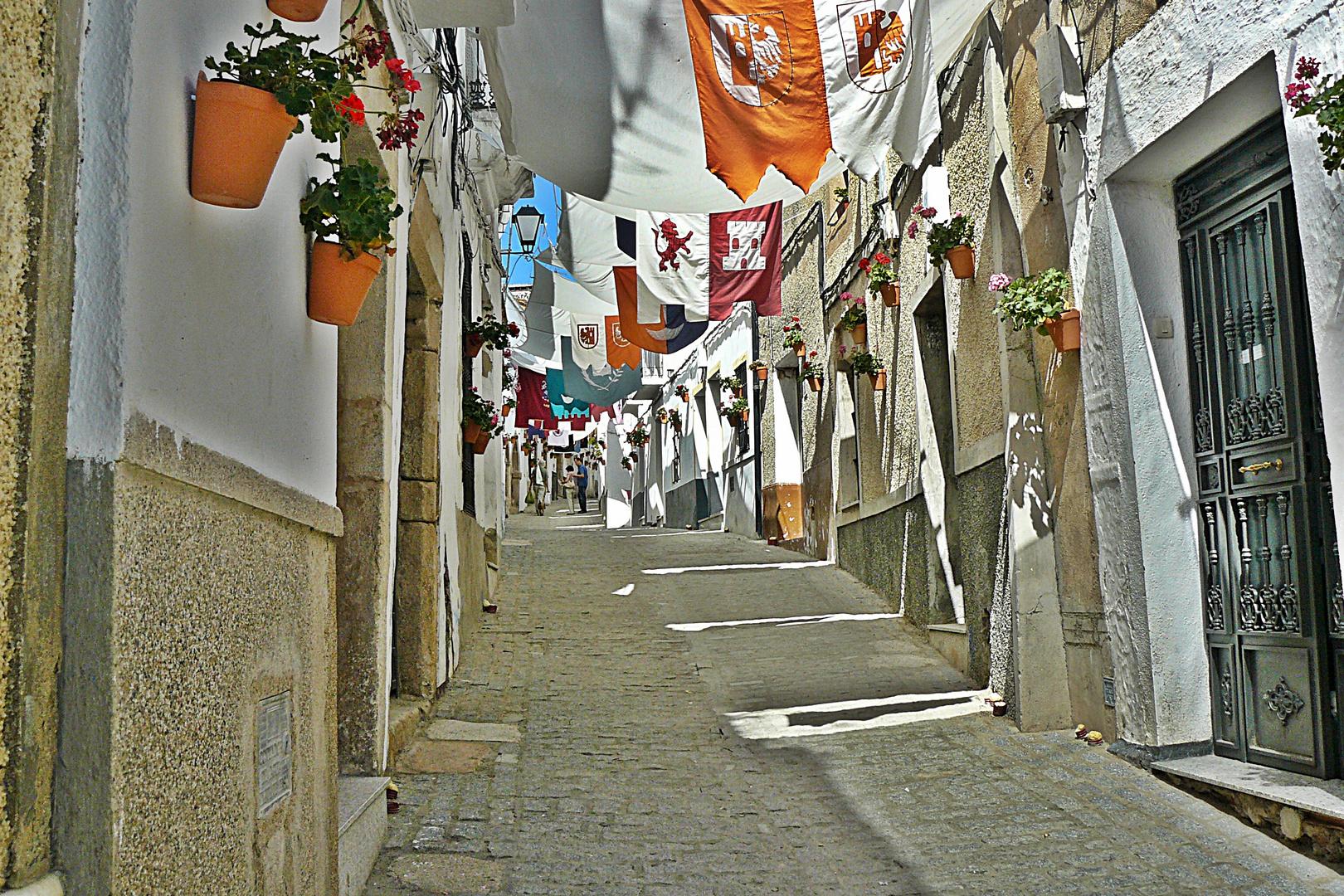 linda calle de Alburquerque