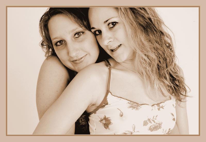 Linda und Tanya