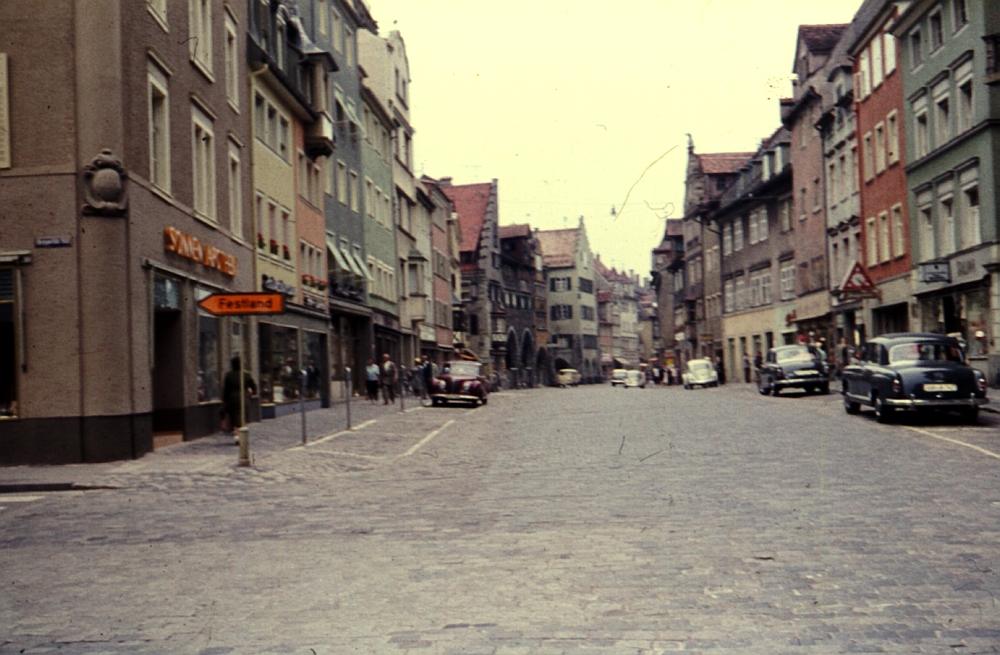 Lindau - etwa 1960