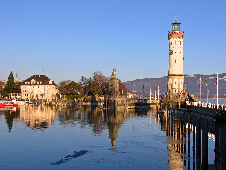 Lindau im Bodensee/Hafen