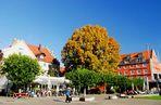 Lindau (Insel) Hafen im Traumherbst