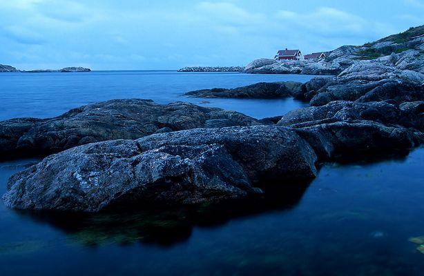 Lindesnes Blue (17mm)